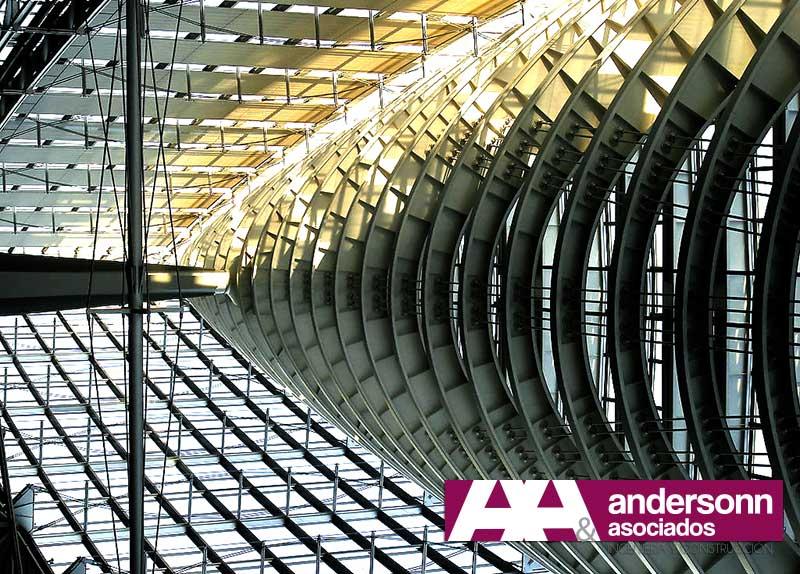 Estructuras de Acero - Andersonn & Asociados - Ingeniería y Construcción - Lima, Perú