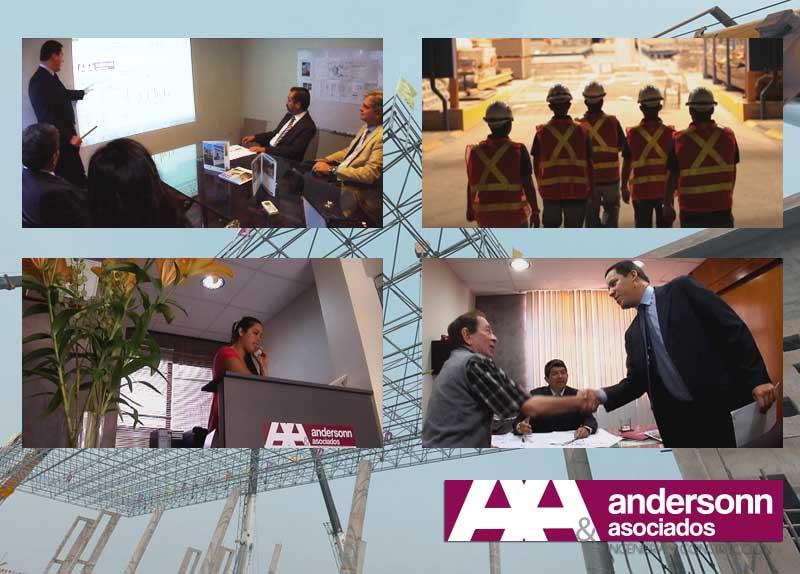 Andersonn & Asociados - Ingeniería y Construcción - Lima, Perú