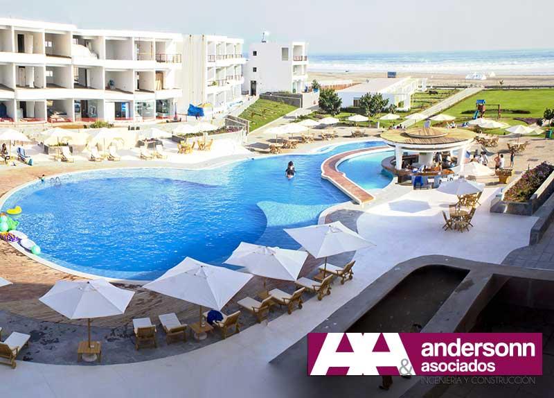 Proyectos de Construcción - Andersonn & Asociados - Ingeniería y Construcción - Lima, Perú